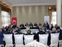 Vali Ahmet Deniz, Aşiret liderleriyle buluştu