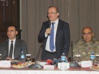 İçişleri Bakan Yardımcısı Öztürk Mardin'de