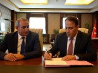 Bingöl Üniversitesi ile BİLSEM arasında işbirliği protokolü
