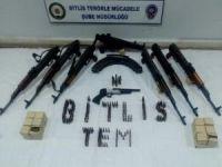 Bitlis'te 2016'da 541 kişi tutuklandı