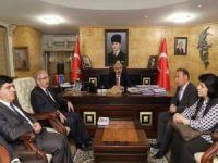Kalkınma Bakanı Elvan Mardin'de