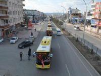 Batman'da belediyeden 26 yeni otobüs