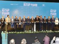 Cumhurbaşkanı Erdoğan, Uluslararası CNR Kitap Fuarı'nı açtı