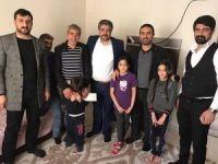 ASKON'dan Mağdur Ailelere Anlamlı ziyaret