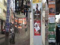İzinsiz asılan reklam afişlerine ceza geliyor
