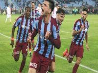 Karadeniz derbisini Trabzon kazandı
