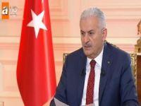Başbakan Yıldırım Türk-İş'i ziyaret etti