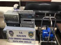 Cami hırsızlıkları tutuklandı