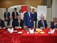 Başbakan Yardımcısı Kaynak 'Halk Buluşması'na katıldı
