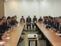 Mardin'deki STK'lardan AB'ye kınama