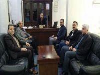 SAĞ-ÇEV'den BM-GYC'ye ziyaret