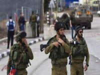 İşgalci İsrail askerleri Filistinlilere saldırdı