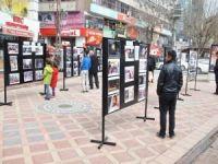 Dünya Mustazafları fotoğraf sergisi
