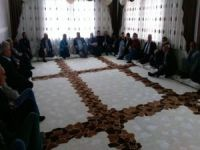 AK Parti Batman teşkilatından köylerde 'EVET' çalışması