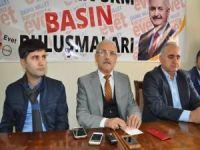AK Parti SKM basınla buluştu
