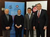 İSO, Sanayi 4.0 için Türkiye Teknoloji Geliştirme Vakfı ile iş birliği istiyor