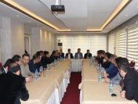 Müftü Erhan, İmam Hatip Okul Müdürleri ile buluştu