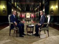 Erdoğan:Suriye'de henüz işimiz bitmedi