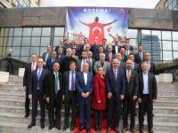 ATO'da AVM Yöneticileri Toplantısı