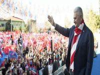 Yıldırım: Evet dersek Türkiye Düşmanları Kaybedecek!