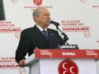 Bahçeli: Türkiye küstahça aşağılanmaktadır