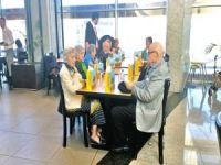 Yaşlılar Haftası'nda bir dolu sevinç