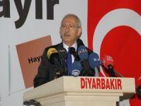 Kılıçdaroğlu Diyarbakır'da konuştu