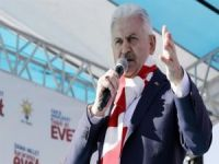 Yıldırım: Türkiye'nin güçlenmeye ihtiyacı var!