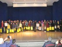 İstanbul'da Siyer Sınavı'nda dereceye girenler ödüllerini aldı