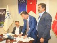 OSB'nin enerji sorununu çözecek projenin imzaları atıldı