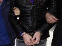 Hakkında yakalanma kararı olan 3 PKK'li gözaltına alındı