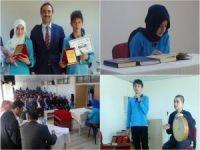 Gümüşhane'de Kur'an-ı Kerim ve ezan okuma yarışması