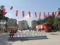 Mardin'de Cumhurbaşkanı mitingi alarmı