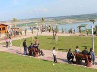 Kahta'da park ve mesire alanı projesi ilgi görüyor