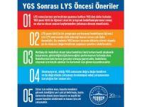 YGS Sonrası önemli öneriler