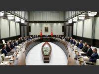 MGK toplantısı Cumhurbaşkanlığı Külliyesinde başladı