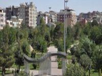 Atatürk Parkı sulama sistemi yenileniyor
