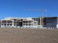 Elazığ Şehir Hastanesinin yapımı sürüyor