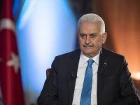 Başbakan Yıldırım İstanbul'un Fethi'ni kutladı