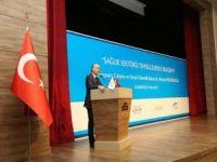 Müezzinoğlu Gaziantep'te sağlık temsilcileri ile buluştu