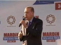 Erdoğan: Utanmadan Biz  Kürtlerin Temsilcisiyiz diyorlar!