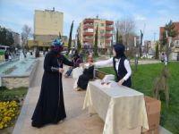 Regaip Kandili dolayısıyla belediye kandil simiti dağıttı