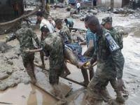 Kolombiya'daki selde ölenlerin sayısı 250'yi aştı