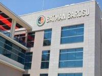 """Batman Barosu: """"28 Şubat sürecinde mağdur olmuş vatandaşlara yeniden yargılama yolu açılmalı"""""""