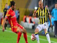 Çirkef gol Kanarya'ya yaramadı: 3-3