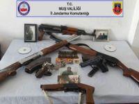 Muş'ta PKK operasyonunda 21 gözaltı