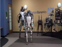 Google'ın insansı robot Atlas'ın yeni görüntüleri