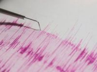 Ege'de 4,1 büyüklüğünde deprem