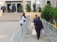 Mardin'de oy çuvalları seçim kurulunda