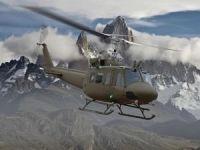 Yunanistan'da askeri helikopter düştü: 5 ölü